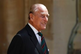 Buckingham Palace announces death of Prince Philip