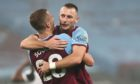 West Ham's Czech stars Tomas Soucek and Vladimir Coufal