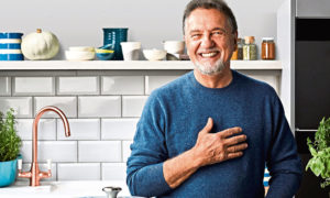 Raymond Blanc has put the woes of suffering from Covid behind him and has brought out a new book, Simply Raymond