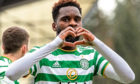 Odsonne Edouard is currently Celtic's record signing