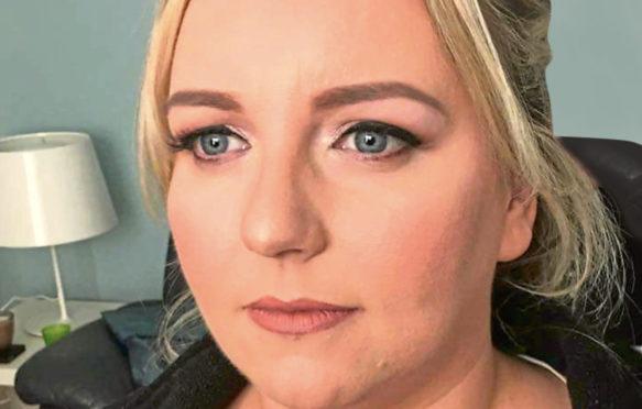 Hernia mesh victim Roseanna Clarkin