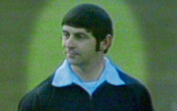 Hugh Stevenson