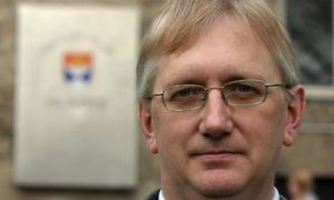 Former Dundee University rector Craig Murray jailed for eight months for Salmond trial contempt