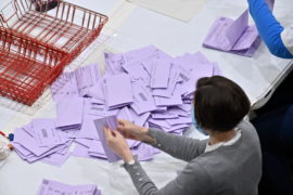 Scottish Election 2021: Counting starts on ballots with first results expected by Friday afternoon