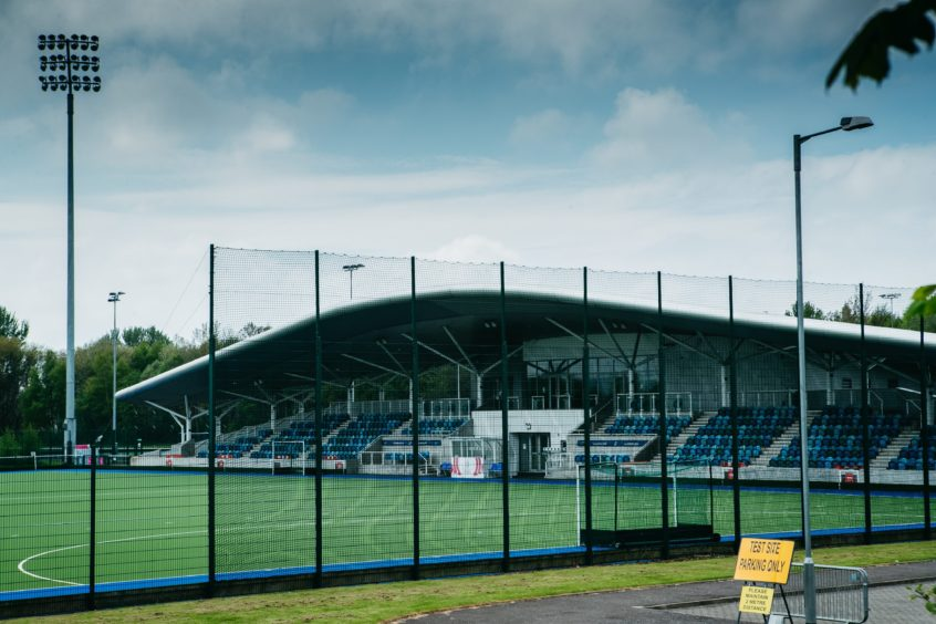 No ball games: National Hockey Centre at Glasgow Green not due to reopen as Covid-19 restrictions are lifted
