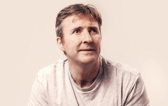 Comedian Jamie MacDonald stars in new Radio 4 series Life On The Blink