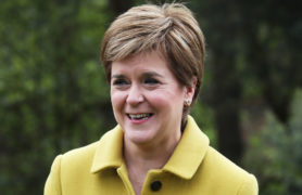 Coronavirus update: Nicola Sturgeon 'a wee bit emotional' as she confirms return of hugs when most of Scotland moves to level two