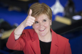 The fourth is with them: SNP secure historic election victory
