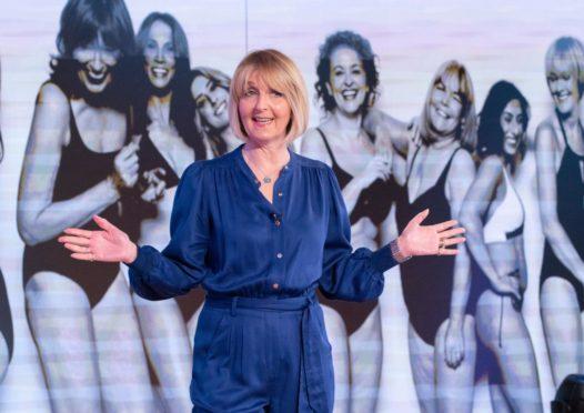 Kaye Adams on Loose Women.