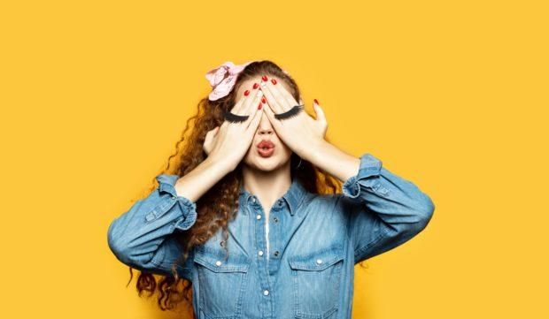 Tired eyes? Follow Saffron's tips