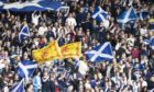 The Tartan Army in attendance at Hampden tomorrow will be hoping to have at least one goal to celebrate