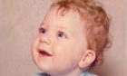 Author Eileen Munro's son Craig as a toddler. He was born deaf and with severe diabetes.