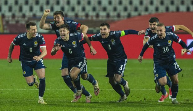 Steve Clarke implores his side to summon up the Spirit of Serbia for crunch Czech tie