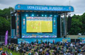 Judy Murray: Covid 1, Common Sense 0? Glasgow Euros fan zone is a massive own goal