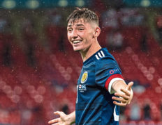 """Billy Gilmour's gran: """"We're all so proud of Billy but we're not surprised. We knew he'd put his whole heart into the game"""""""