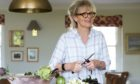 Cookbook author Jane Lovett loves experimenting with left-over greens