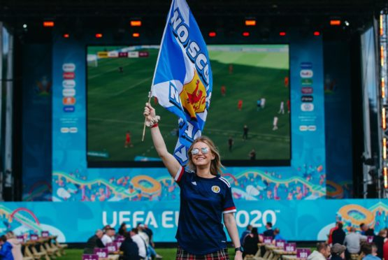Euro 2020: A waiting game for Tartan Army as first minister voices hopes of a nation on eve of Scotland's return to the big time