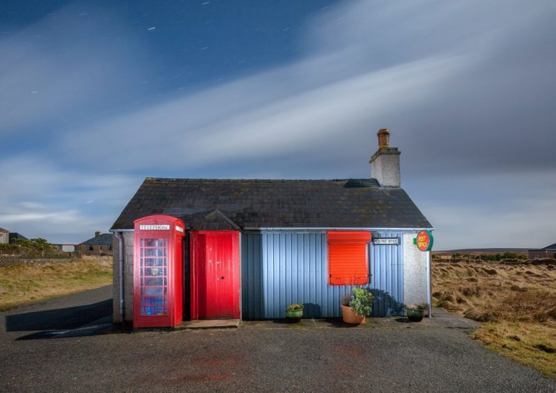 Ness Post Office, Isle of Lewis