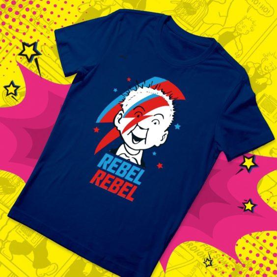 Oor Wullie Rebel T-Shirt.