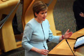 Coronavirus briefing: First vaccine doses to be completed by July 18 in Scotland, Sturgeon urges Tartan Army to be cautious