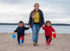 The tipping-point: Save The Children demands action as research exposes how Covid pushed poorest Scots over the brink