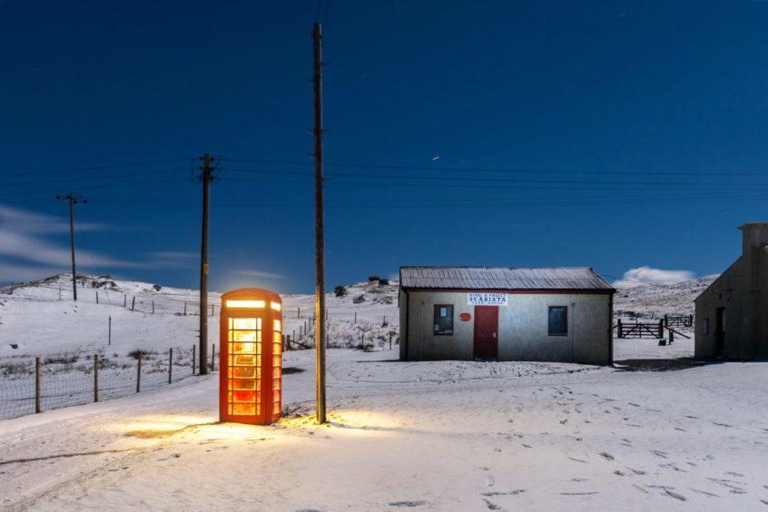 Scarista Post Office, Harris