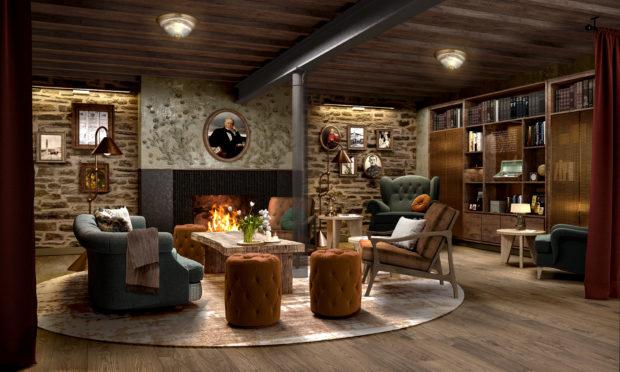 The Glenlivet Lounge