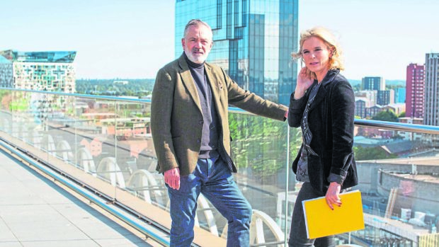 Actress Emilia Fox and criminologist Professor David Wilson have teamed up to reinvestigate three, real-life unsolved cases in their new Channel 4 docuseries.