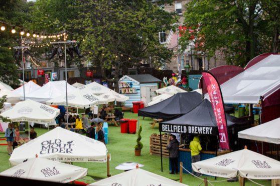 Edinburgh Food Festival is set to return this weekend.