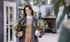 Gardeners' World presenter and rewilding guru Frances Tophill