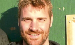 Dr Sam Collin, Living Seas Manager for the Scottish Wildlife Trust.