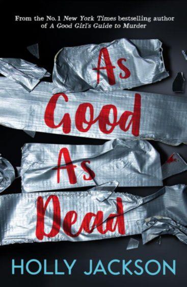 Holly Jackson's As Good As Dead