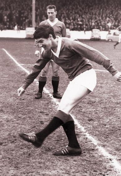 Jim Baxter in 1964