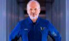 Virgin Galactic chief test pilot Dave Mackay