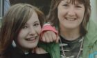Lesley McIntosh with her daughter Kaylee, who died aged 14 during an army cadet expedition on August 3, 2007