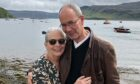 Rosalind and Dom in Skye
