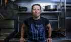 Healthy Plus Cafe head chef Eilidh Macdonald is helping to feed and teach kitchen skills to the homeless