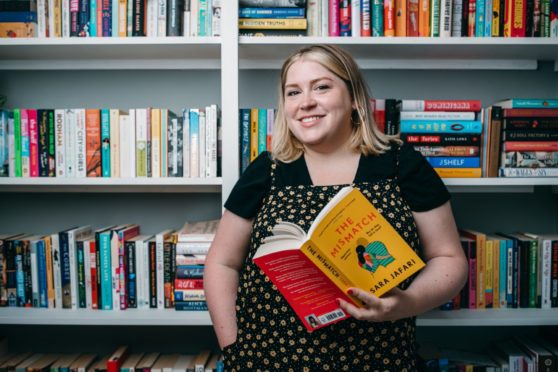 Rachel Wood, owner of new book store and online book club Rare Bird Books