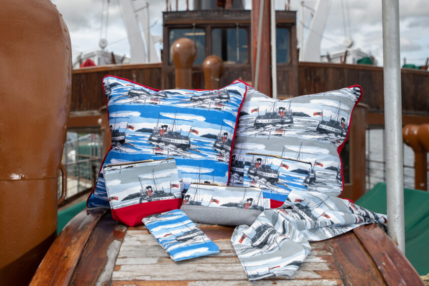 The Waverley-patterned Bulloch collection