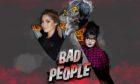 Bad People podcast artwork