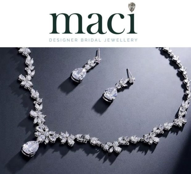 Maci Bride Designer Jewellery, wedding suppliers scotland