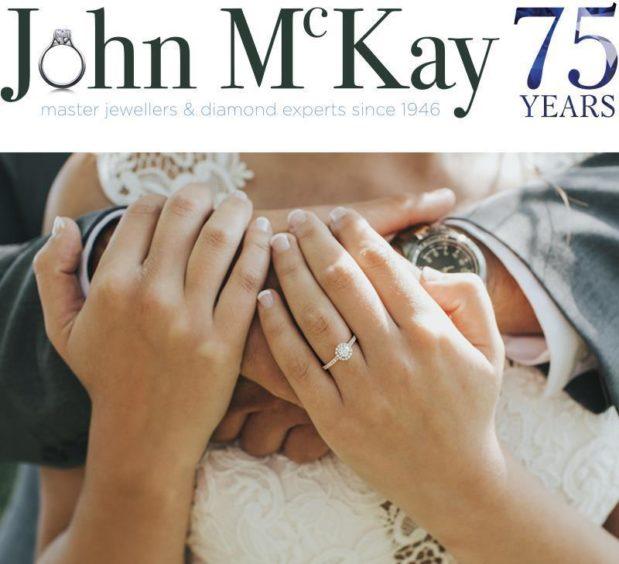 John McKay Jewellers wedding suppliers scotland
