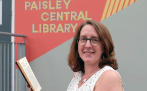 Book returned to Paisley library 50 years late with apology and a £20 note