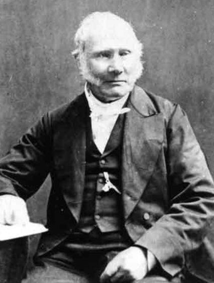 Inventor Robert Stirling