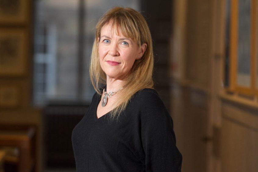 Karyn McCluskey, Head of Community Justice Scotland