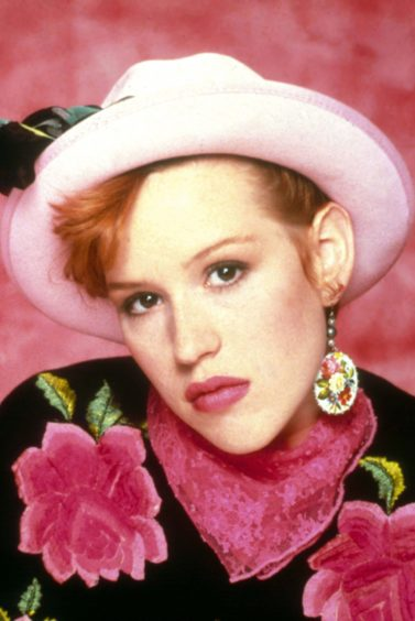 Molly Ringwald in Pretty In Pink