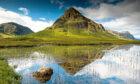 Buachaille Etive Beag, Glencoe, Scotland.