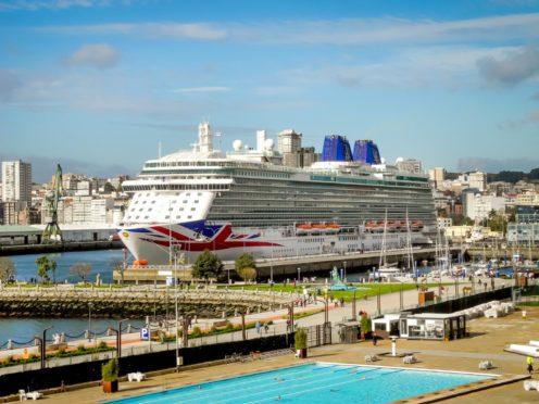 MV Britannia cruise ship