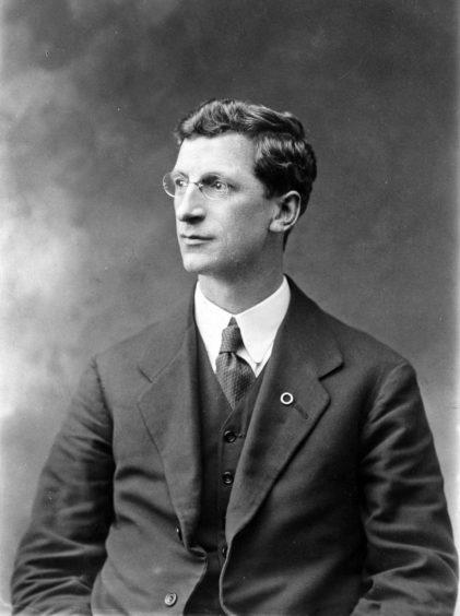 Eamon de Valera in 1916 before his long political career
