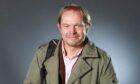TV presenter Paul Murton